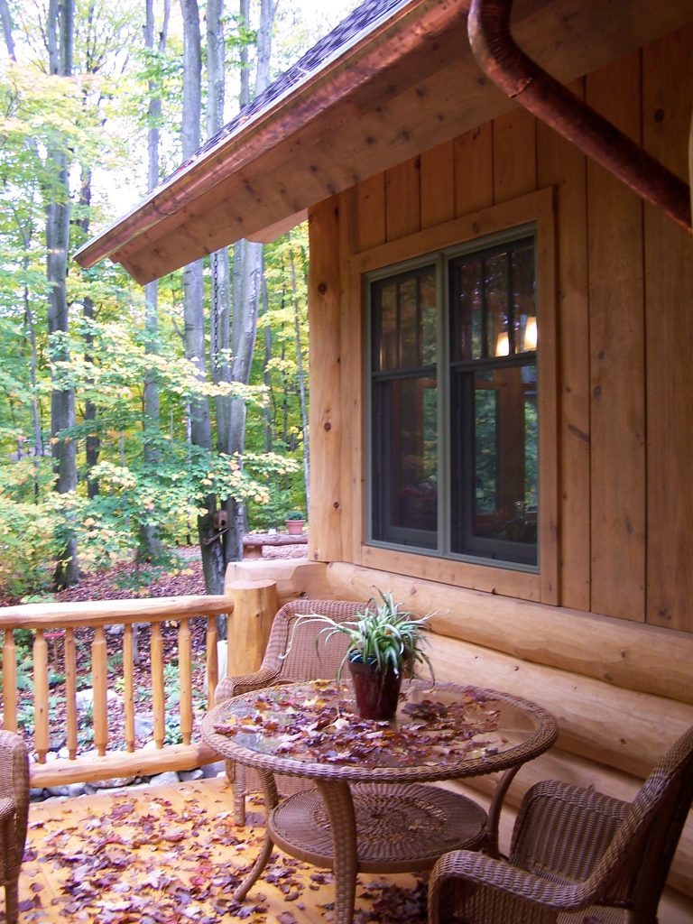 log home ideas design plans